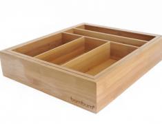 Бамбуково чекмедже за съдове, bambukovo, za sydove, shkaf