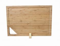 Pampas, Бамбукова дъска за рязане, със стойка