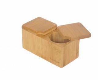 за подправки, кутия, буркан, ot bambuk, bambukov, za podpravki
