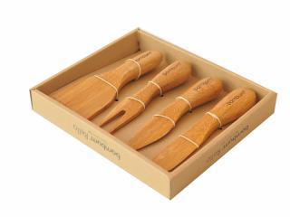 Бамбуков комплект за рязане на сирена, bambukov, sirena, komplekt