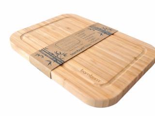 TALAU - Бамбукова дъска за рязане, голяма