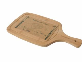 дъска, за рязане, бамбукова, от бамбук, поднос, за сервиране