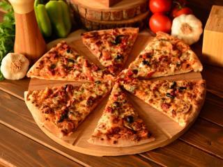 SLICE - Дъска за пица (BAM298)